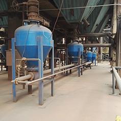 机尾除尘灰MD泵气力输送系统改造