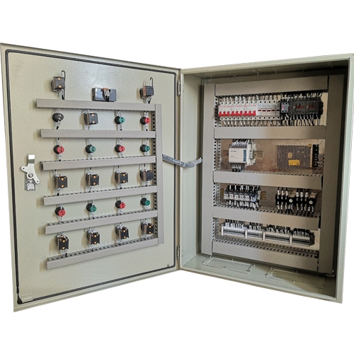 散装机控制箱