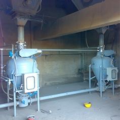 热电厂2×75t/h锅炉MD泵气力除灰改造项目