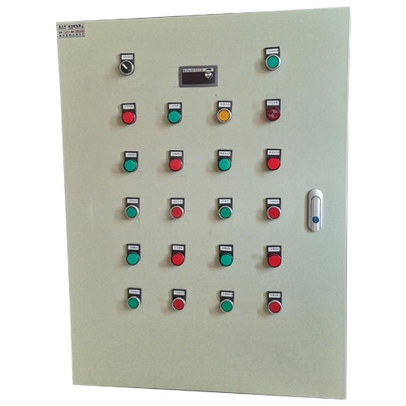 PLC型干灰散装机控制箱