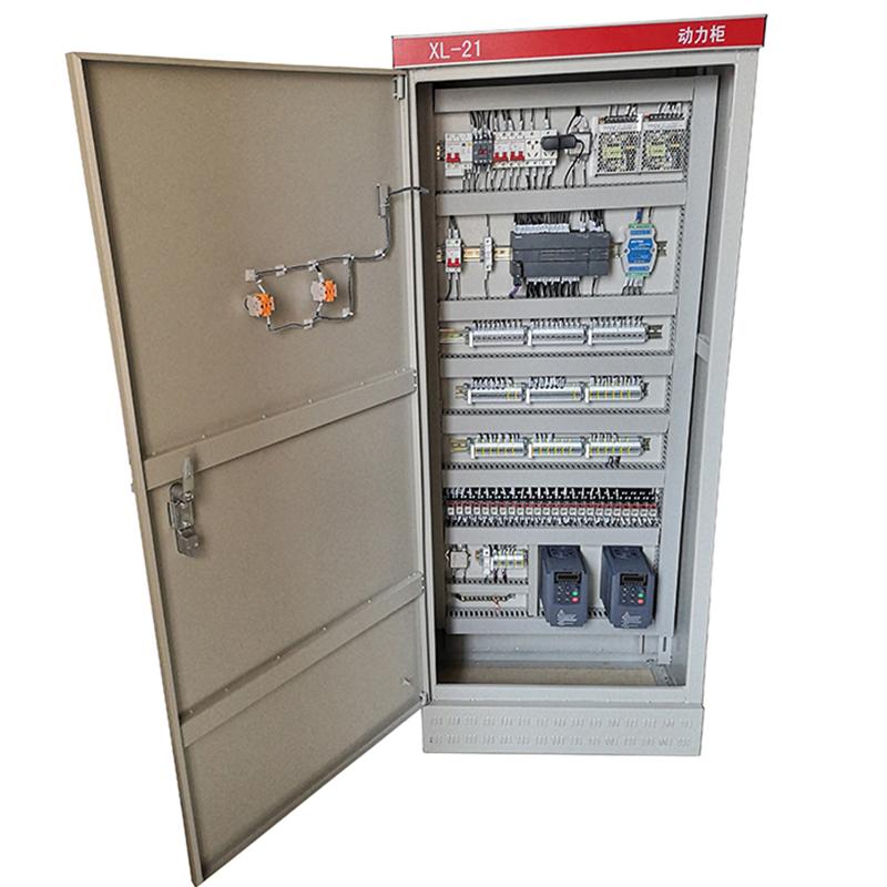 PLC变频控制柜